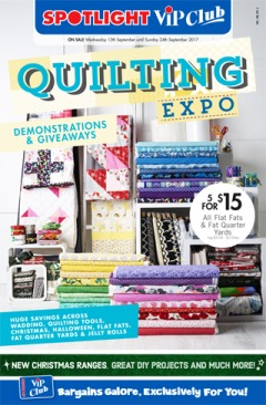 VIP Quilting Expo