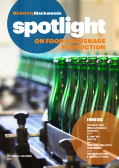 Spotlight on Food & Beverage Production