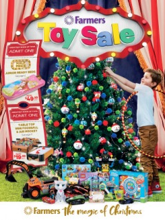 Toy Sale - The Magic of Chirstmas