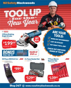 Tool Up for the New Year
