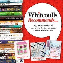 Whitcoulls Recommends