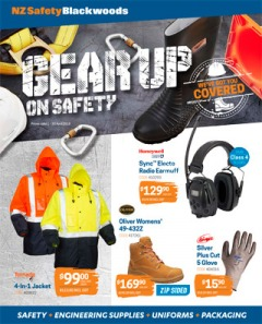Gear Up on Safety