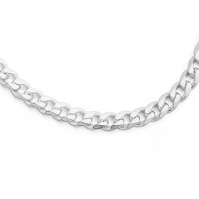 Sterling-Silver-50cm-Curb-Chain on sale