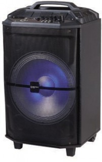 NEW-12-Party-Speaker-with-UHF-Microphone on sale