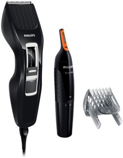 NEW-Philips-Hair-Clipper-Kit-with-Bonus-Trimmer-HC3410.85 on sale