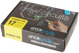 NEW-Draw-Circuits-Circuit-Scribe-Maker-Kit on sale