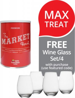 Market-Roast-Freeze-Dried-Instant-Coffee-FREE-WINE-GLASS-SET4-WITH-PURCHASE on sale