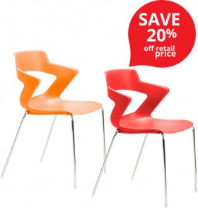 Zen-Cafe-Chair on sale