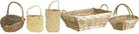 All-Woven-Bags-Boxes-Caneware-Baskets on sale