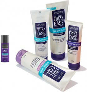 John-Frieda-free-gift-with-purchase on sale
