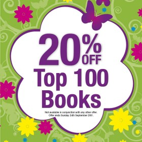 20-off-Top-100-Books on sale