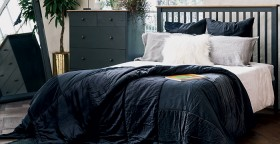 Maine-Queen-Bed-Charcoal on sale