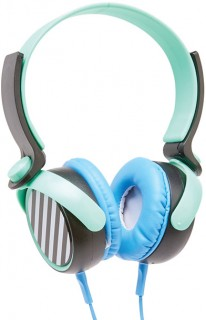 Kids-Headphones-with-Inline-Mic-Stripes on sale