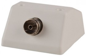 75-ohm-TV-Floor-Socket-with-F59-Connection on sale