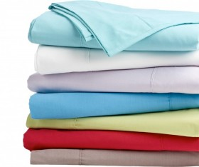 40-off-Brampton-House-180-Thread-Count-Individual-Flat-Sheets on sale