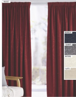 30-off-Ava-Ready-to-Hang-Pencil-Pleat-Curtains on sale