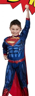 25-off-Deluxe-Superman-Muscle-Suit-6-8-Years on sale