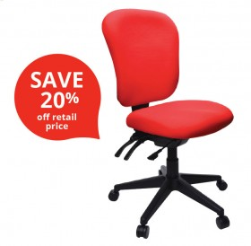 Epic-III-High-Back-3-Lever-Chair on sale