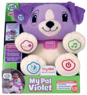 Leap-Frog-My-Pal-Violet on sale