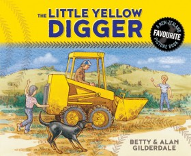 The-Little-Yellow-Digger on sale