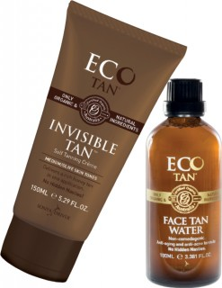 15-off-Eco-Tan-Invisible-Tan-150ml-Face-Tan-Water-100ml on sale