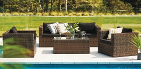 Amalfi-Promenade-Wicker-4-Piece-Lounge-Setting on sale