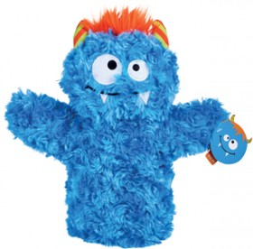 Hand-Puppet-Marvin-Monster on sale