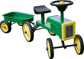 Ride-on-Tractor on sale