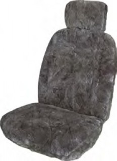 SCA-Single-Sheepskin-Seat-Cover on sale