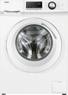 Haier-7.5kg-Front-Load-Washing-Machine on sale