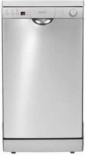 Haier-Compact-Stainless-9-Place-Dishwasher on sale