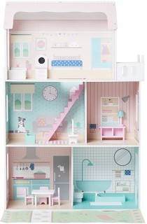 Traditional-Dollhouse on sale