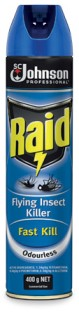 Raid-Commercial-Insecticide-Odourless-400g on sale