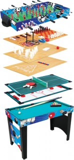 Multi-Games-Table-12-in-1 on sale