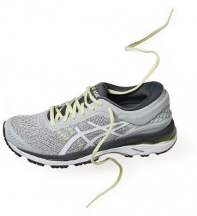 Asics-Womens-Kayano-24-Shoes-Grey on sale