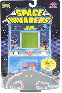 Hand-Held-Mini-Arcade-Game-Space-Invaders on sale