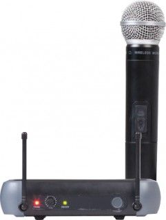Single-Channel-Wireless-UHF-Microphone on sale