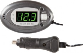 12V-Car-Voltage-Alternator-Temperature-Display on sale