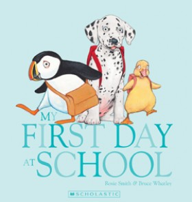 My-First-Day-at-School on sale