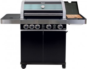 Masport-4-Burner-BBQ on sale