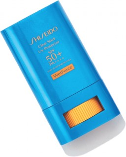 NEW-Shiseido-Clear-Stick-UV-Protector-SPF50-15g on sale