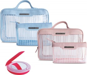 Tender-Love-Carry-Toiletry-Bags-or-Shower-Caps-free-gift-with-purchase on sale