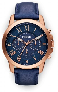 Mens-Fossil-Watch on sale