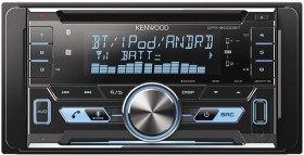 Kenwood-Bluetooth-iPhone-Android-USB-CD-Tuner on sale