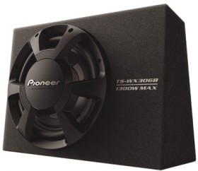 Pioneer-12-1300W-Ported-Enclosed-Subwoofer on sale