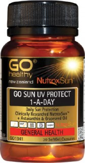GO-Healthy-GO-Sun-UV-Protect-Capsules-30s on sale