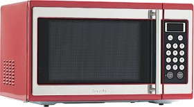 Breville-Red-Microwave on sale