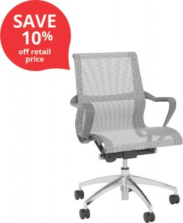 Scroll-Visitor-Chair on sale