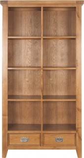 Oak-Hill-Large-Bookcase on sale