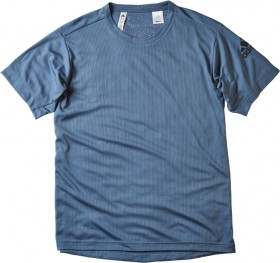 Adidas-Mens-Training-T-Shirt-Steel on sale